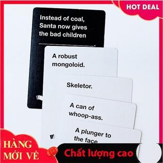 [Hỗ trợ giá] Cards Against Humanity phiên bản tiếng anh_Đảm bảo chất lượng