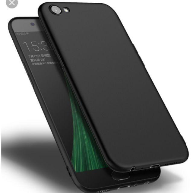 ốp Lưng Ou Case Cho Oppo F3 Plus Silicon Dẻo Màu đen Xanh