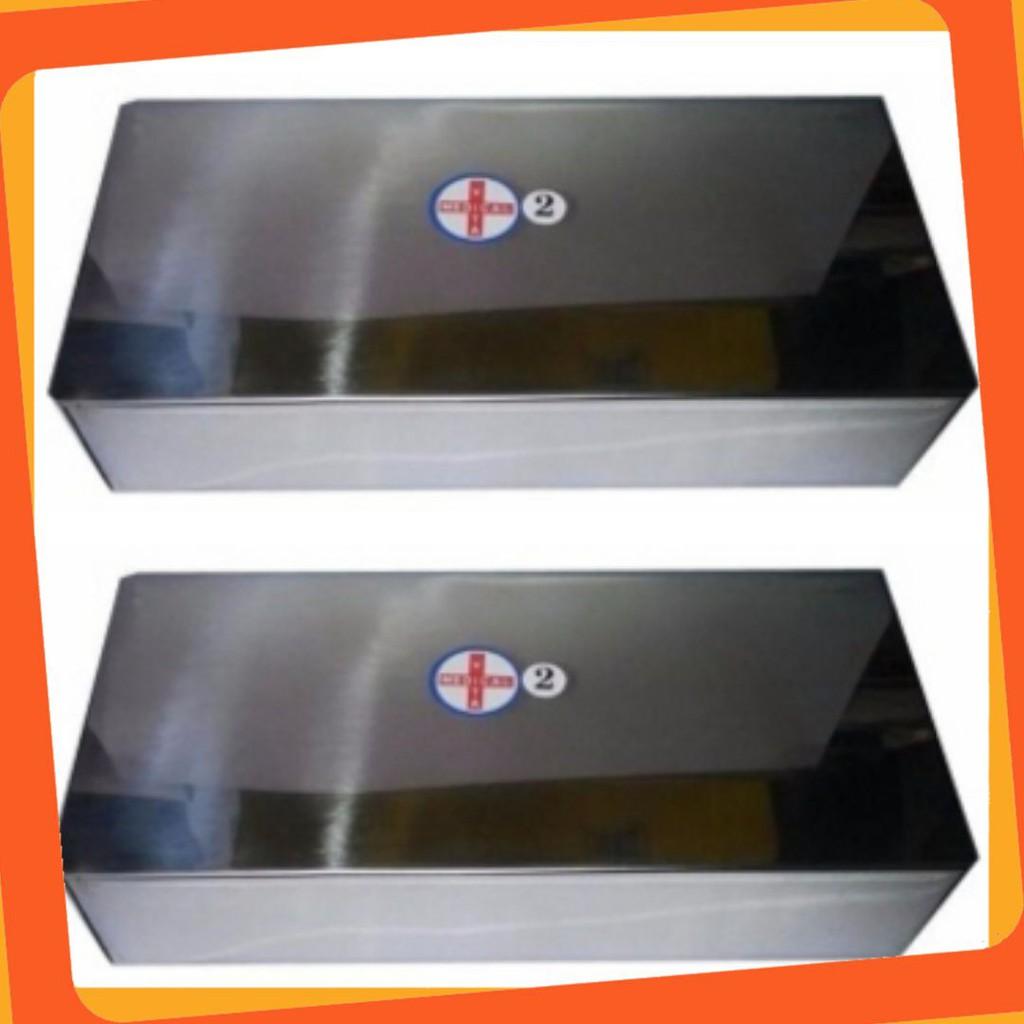 [Siêu Phẩm] Hộp đựng dụng cụ y tế hình chữ nhật trung 19x9x4 - 14179643 , 2325834223 , 322_2325834223 , 57547 , Sieu-Pham-Hop-dung-dung-cu-y-te-hinh-chu-nhat-trung-19x9x4-322_2325834223 , shopee.vn , [Siêu Phẩm] Hộp đựng dụng cụ y tế hình chữ nhật trung 19x9x4