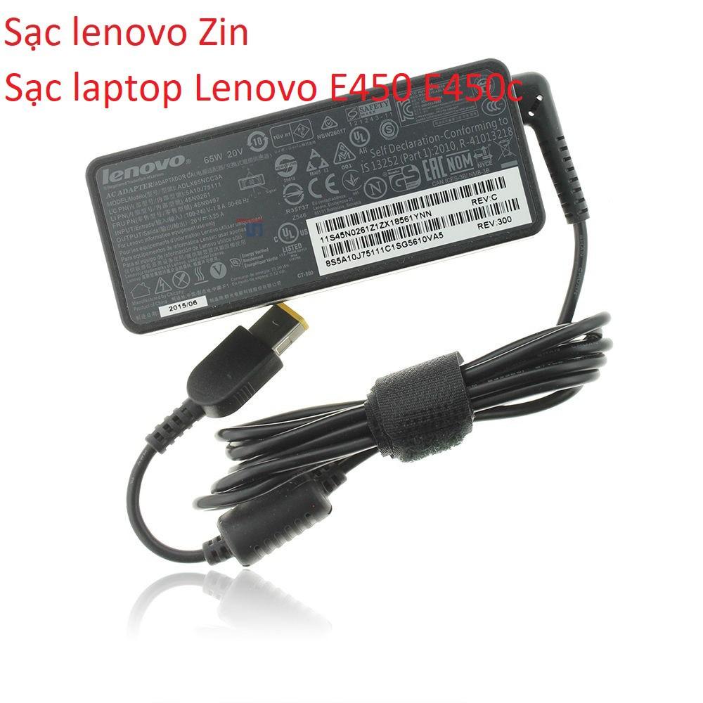 Sạc laptop Lenovo E450 E450c