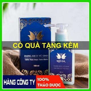[FreeShip] Dung Dịch Vệ Sinh Nữ Oa – 100% Thảo Dược Thiên Nhiên – 110ml – DASATA.vn