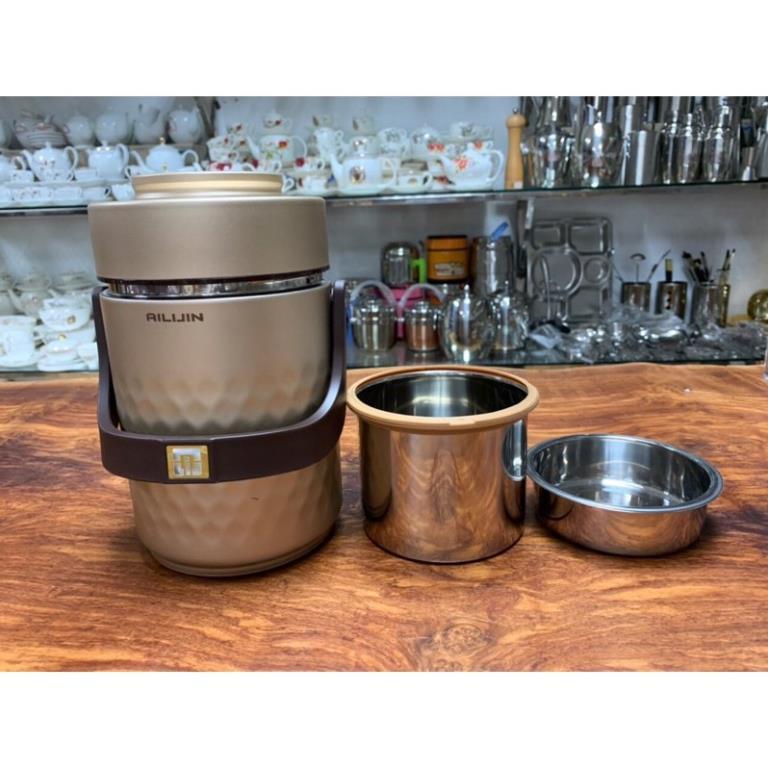 Cặp lồng giữ nhiệt lõi inox 304 - 1.4 lít