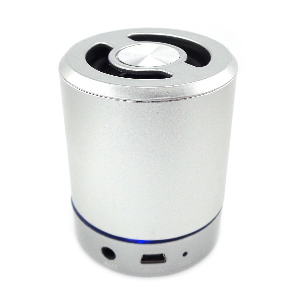 Loa di động USB WS T-2026 (Bạc)