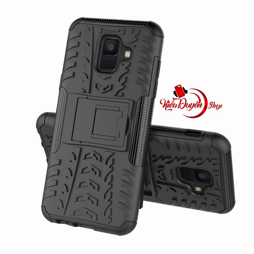 Ốp lưng Samsung Galaxy A6 2018 chống sốc Fashion Armor