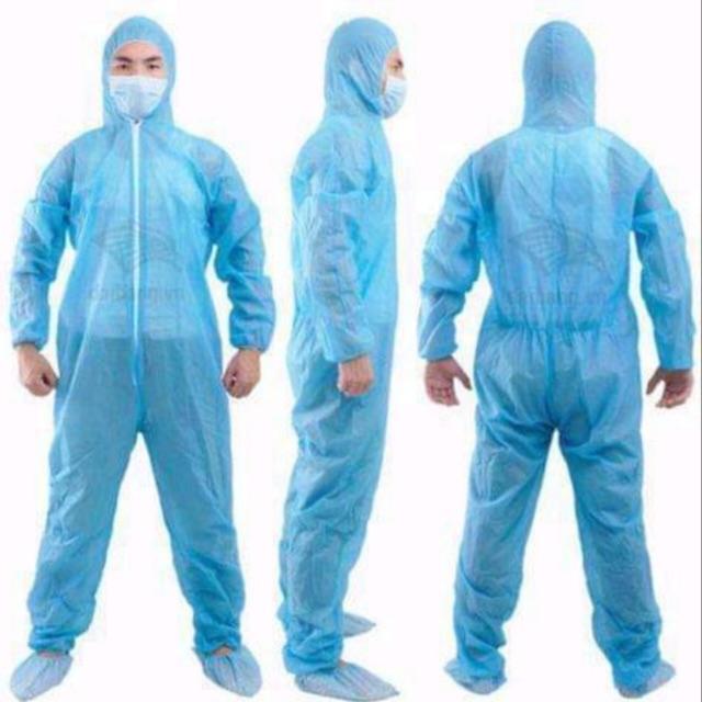 Công dụng của việc sử dụng quần áo bảo hộ y tế