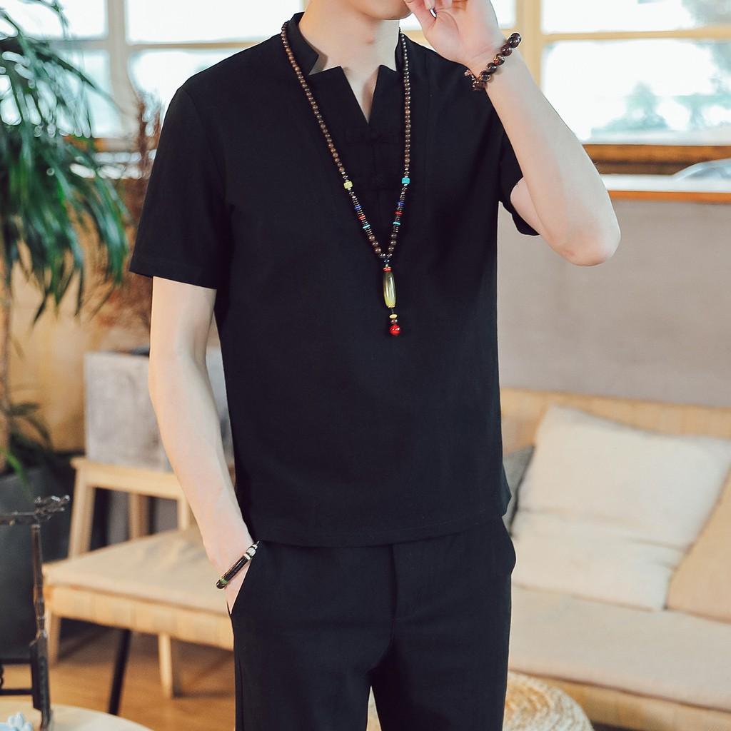 Mẫu bộ mới, Thô đũi thái quần dài áo tay ngắn CHL, Hàng chuẩn chất, Đẹp form dáng, Thoải mái vô cùng...