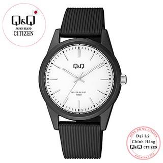 Đồng hồ nam Q&Q Citizen VS12J003Y dây nhựa thương hiệu Nhật Bản