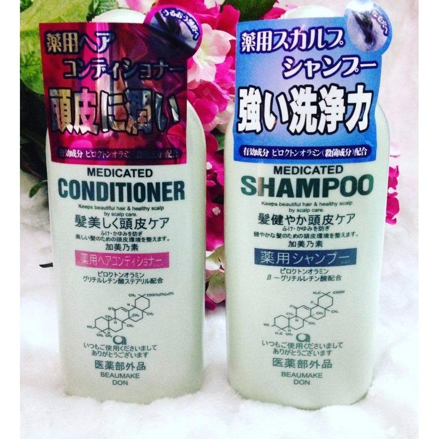 Bộ gội xả chống rụng và kích thích mọc tóc Kaminomoto Medicated 300ML - 14000907 , 1775248624 , 322_1775248624 , 150000 , Bo-goi-xa-chong-rung-va-kich-thich-moc-toc-Kaminomoto-Medicated-300ML-322_1775248624 , shopee.vn , Bộ gội xả chống rụng và kích thích mọc tóc Kaminomoto Medicated 300ML