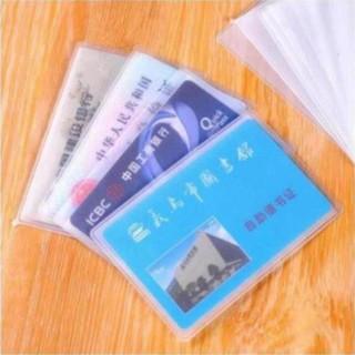 Combo 100 chiếc túi bọc Căn Cước Công Dân Thẻ ATM Bằng Lái Xe Card visit thumbnail