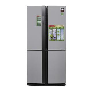 Tủ lạnh 4 cửa Sharp Inverter 678 lít SJ-FX680V (Hàng chính hãng, bảo hành 12 tháng)