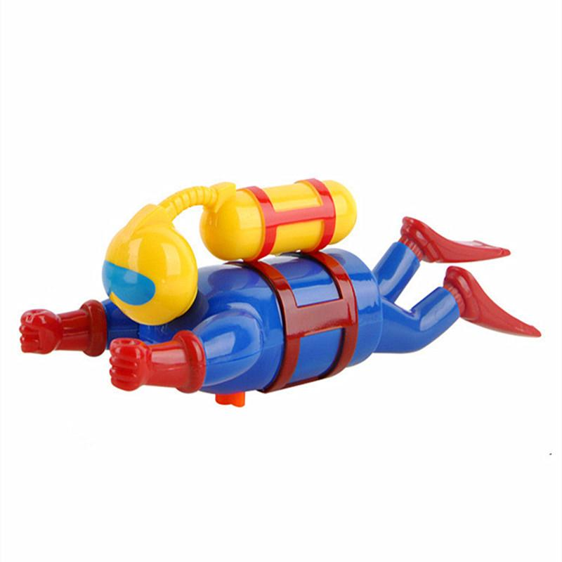 HW Divers Wind Up Swimming Toys