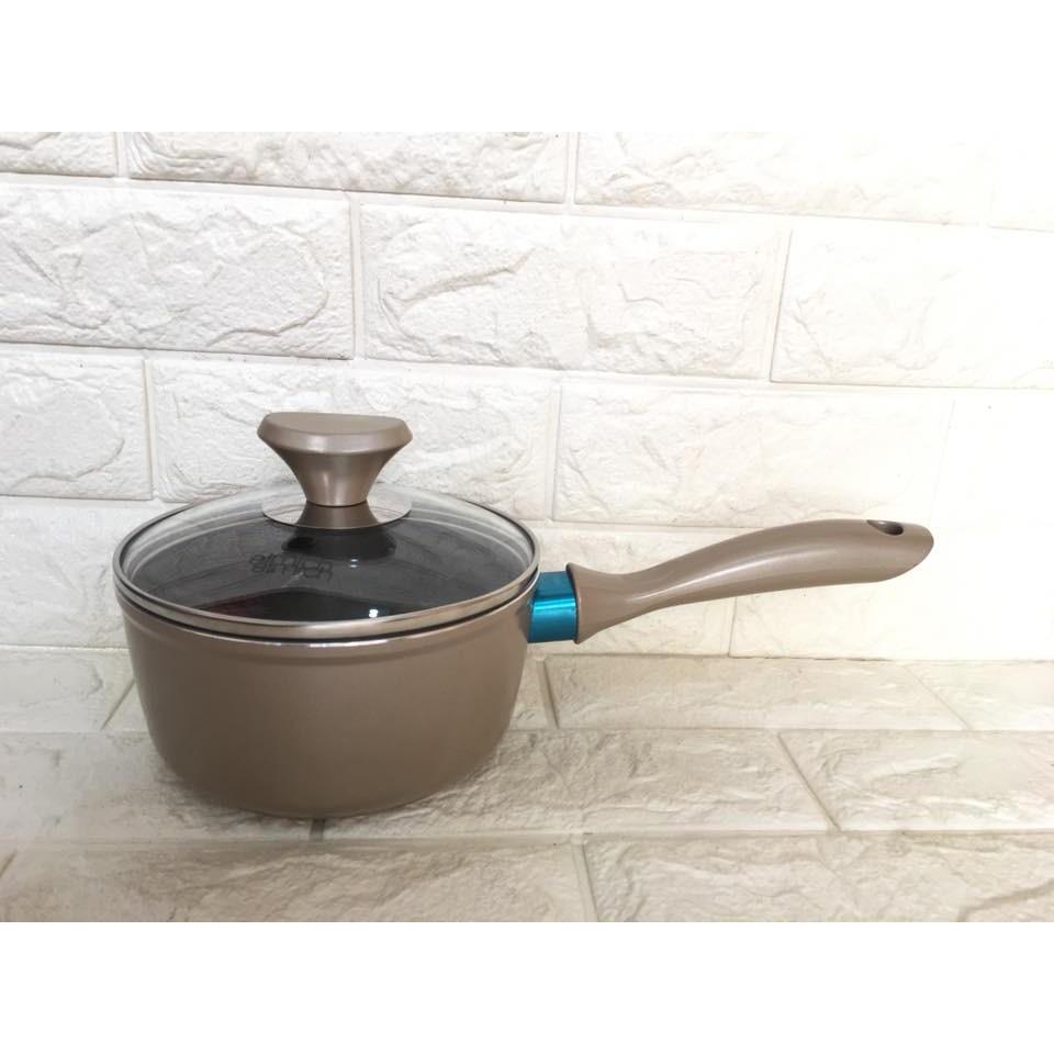 Nồi bột chống dính Elmich 16cm dùng được bếp từ