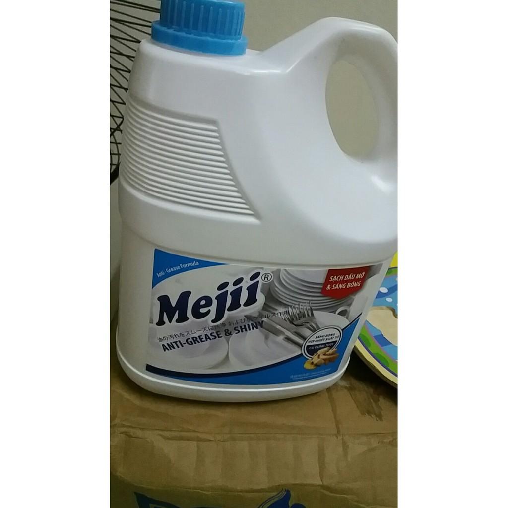 Nước rửa chén Mejii 3L