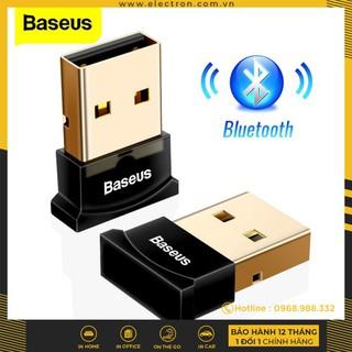 Baseus Mini USB Bluetooth CSR 4.0 Adapter cho máy tính Laptop Windows thumbnail