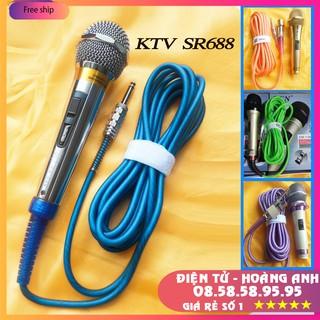 Mic dây KTV SR688