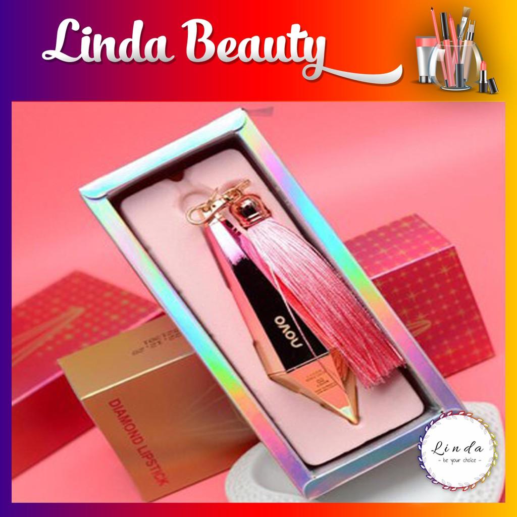 Son Kim Cương Novo Diamond Smooth Lipstick