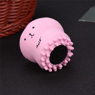 Hình ảnh Bạch tuộc hoạt hình Bàn chải làm sạch da mặt Hướng dẫn làm sạch da mặt-8