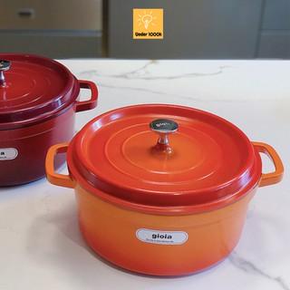 Nồi GIOIA - dùng được mọi loại bếp - cực sang trọng tiện dụng cho mọi nhà với 4 màu xinh xắn