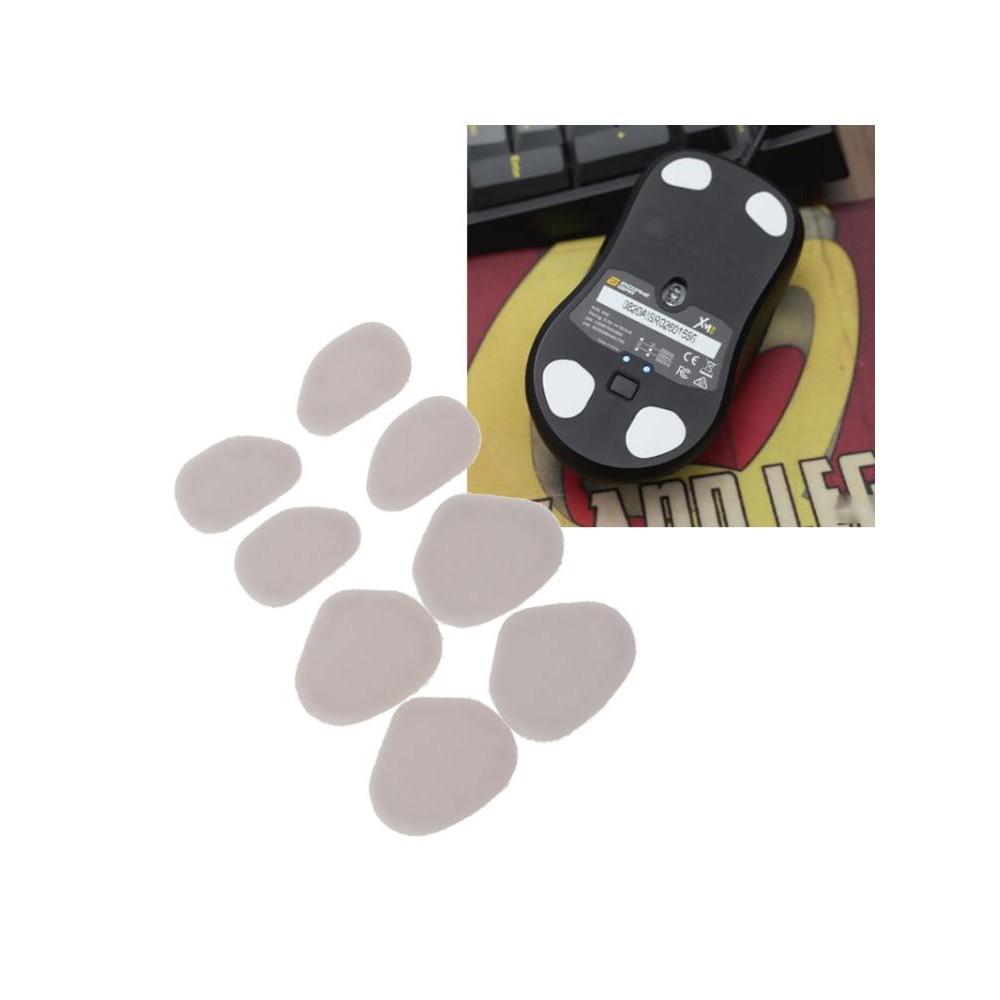 Đế chuột thay thế dành cho Endgame Gear XM1 màu trắng thiết kế bo viền