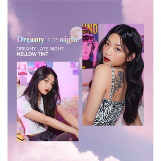 Hình ảnh Son kem lì Merzy Dreamy Late Night Mellow Tint 4g-2