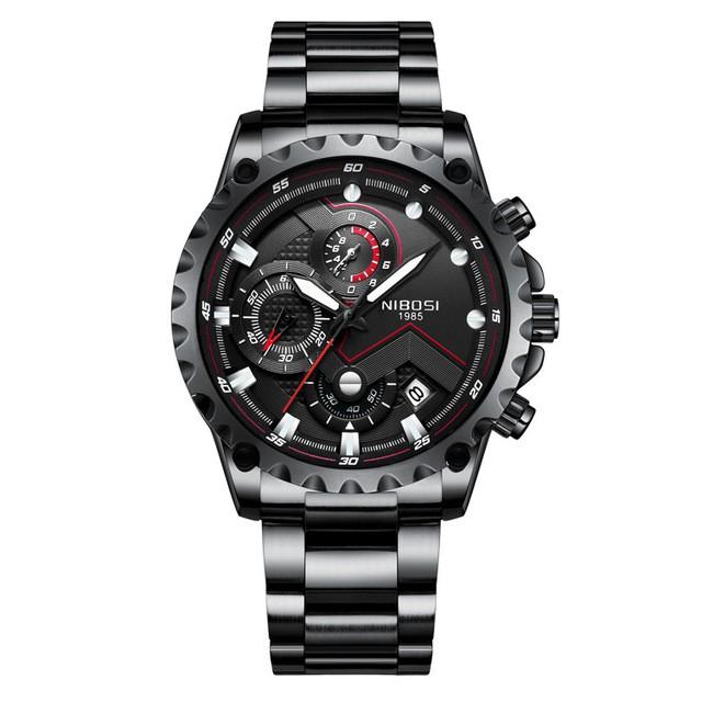 [Tặng vòng tay]Đồng hồ nam NIBOSI chính hãng NI2322.04 thời trang cao cấp