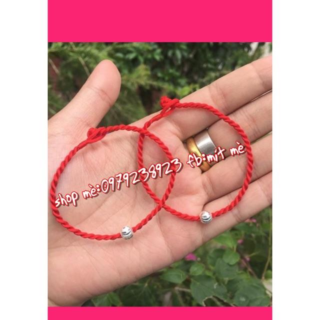 Dây đỏ đeo tay may mắn - 23031481 , 375112502 , 322_375112502 , 70000 , Day-do-deo-tay-may-man-322_375112502 , shopee.vn , Dây đỏ đeo tay may mắn