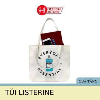 (HÀNG TẶNG KHÔNG BÁN) Túi Vải Tote Đeo Vai LISTERINE (New) 200098950