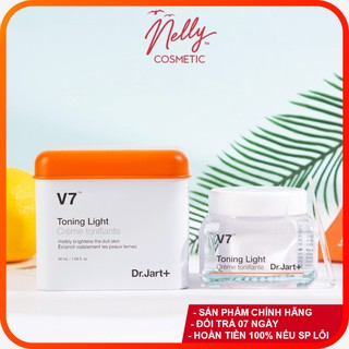 ( HOT SALES ) Kem Dưỡng Trắng Da V7 Toning Light Dr.Jart+ 50mL Chuẩn thumbnail