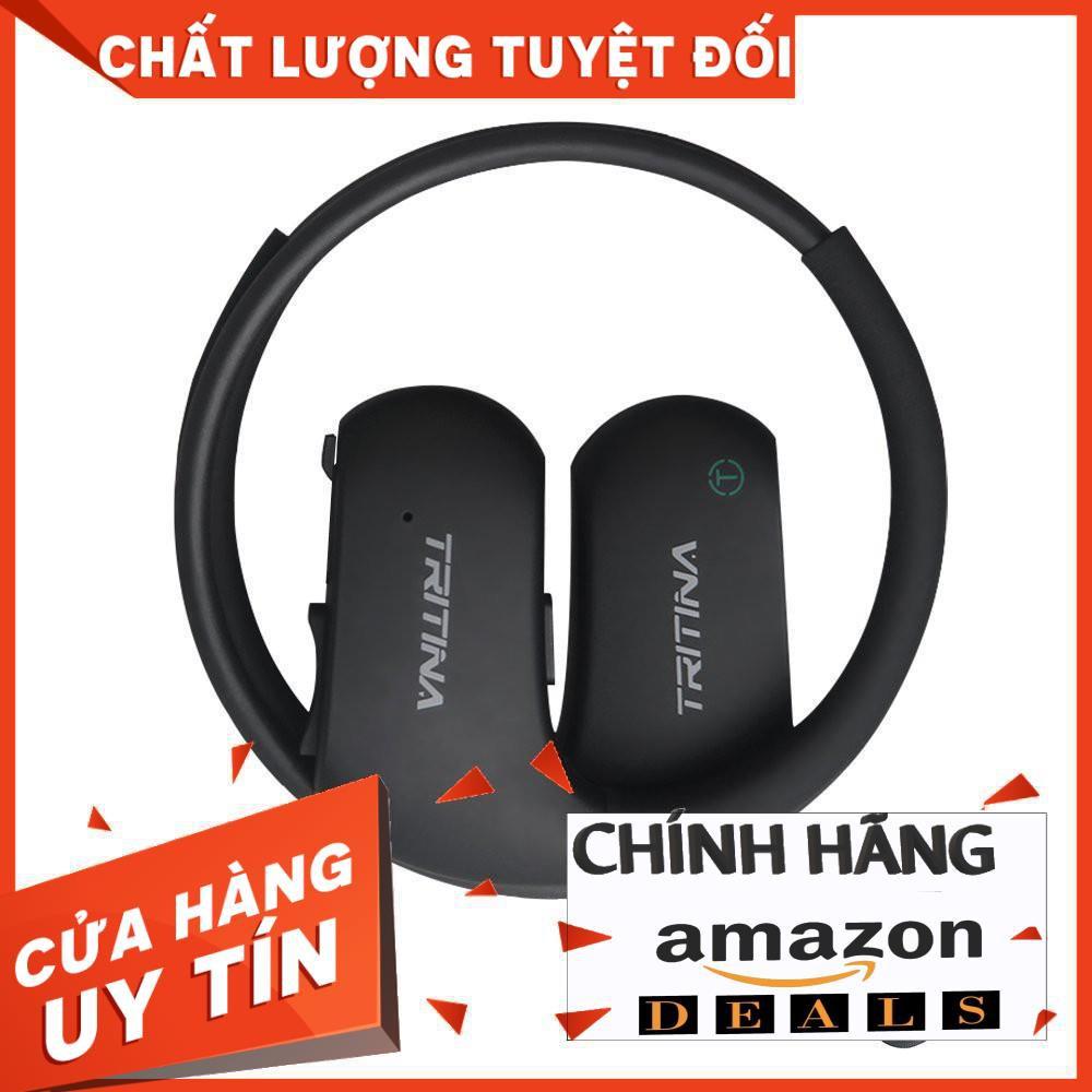 Headphone Tritina Bluetooth Earbud Headphones Waterproof
