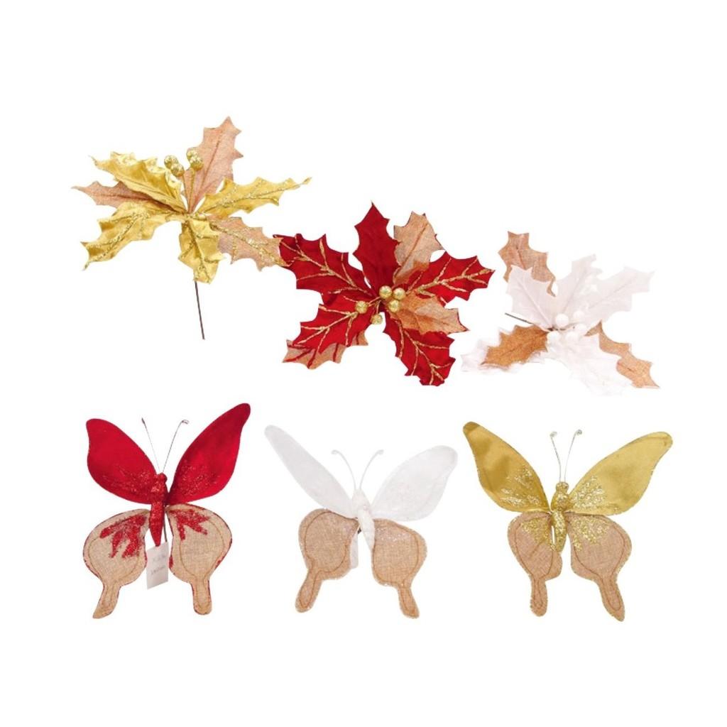 Hình trang trí giáng sinh Bông hoa/ Bươm bướm 6 kiểu UBL XB1348 - 2770414 , 668373157 , 322_668373157 , 65000 , Hinh-trang-tri-giang-sinh-Bong-hoa-Buom-buom-6-kieu-UBL-XB1348-322_668373157 , shopee.vn , Hình trang trí giáng sinh Bông hoa/ Bươm bướm 6 kiểu UBL XB1348