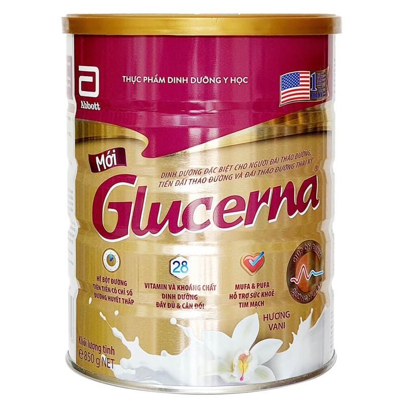 Sữa Abbott Glucerna 850G