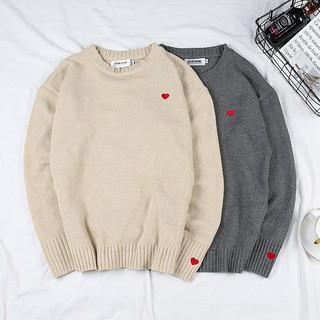 Áo Sweater Dệt Kim Thời Trang Cho Các Cặp Đôi