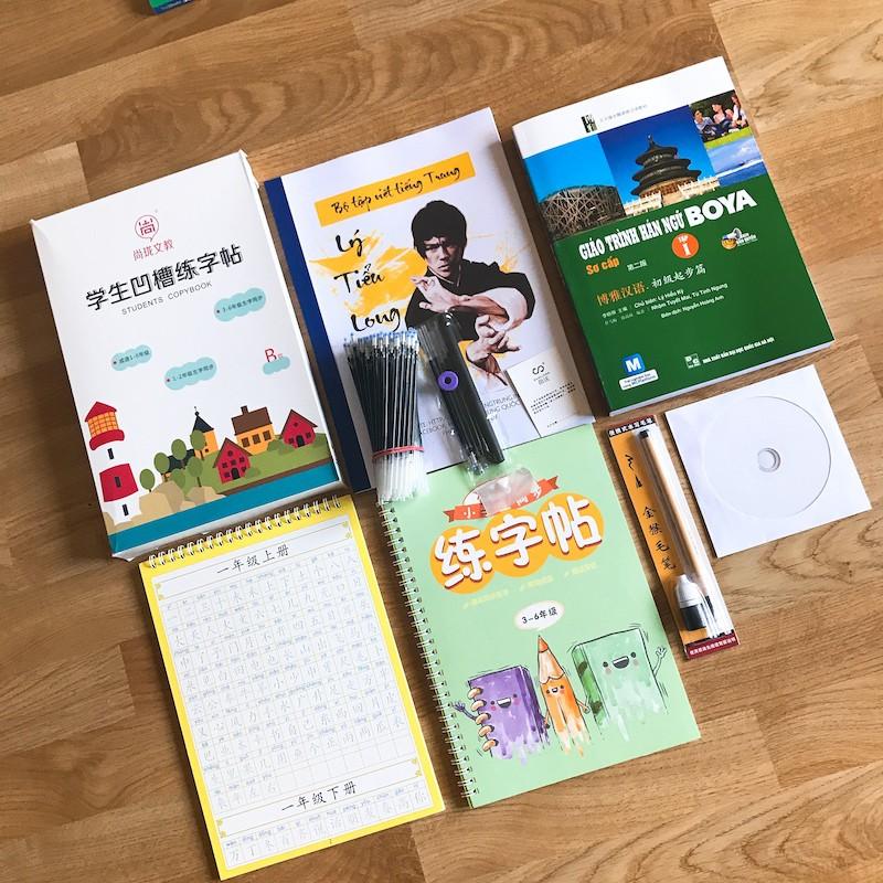 [Freeship, quà tặng #49k] Combo Bộ tập viết tiếng Trung 3200 chữ + Sách Giáo trình tiếng Trung BOYA - 3311580 , 1349941610 , 322_1349941610 , 249000 , Freeship-qua-tang-49k-Combo-Bo-tap-viet-tieng-Trung-3200-chu-Sach-Giao-trinh-tieng-Trung-BOYA-322_1349941610 , shopee.vn , [Freeship, quà tặng #49k] Combo Bộ tập viết tiếng Trung 3200 chữ + Sách Giáo t