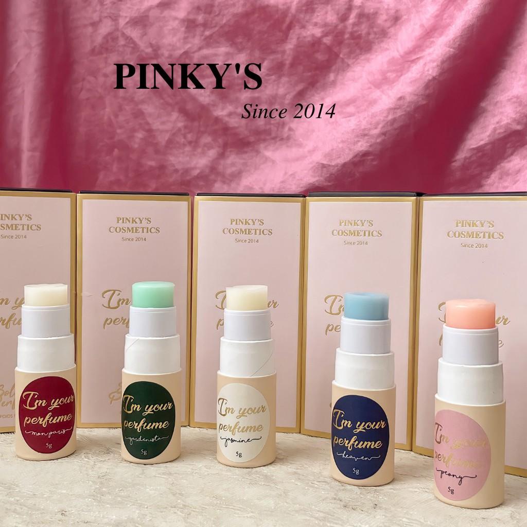 Nước Hoa Khô PINKY'S - Nước hoa sáp bỏ túi bộ sưu tập I'm Your Perfume