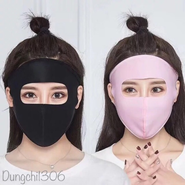 Khẩu trang ninja siêu hót