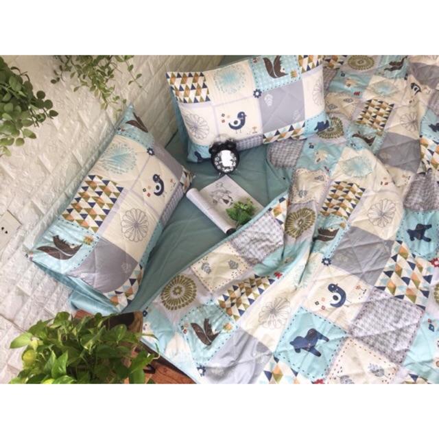 Chuyên cung cấp sỉ lẻ vải thô lụa may chăn ga. Hàng cam kết chuẩn Hàn Quốc 100% cotton ko pha nilon.
