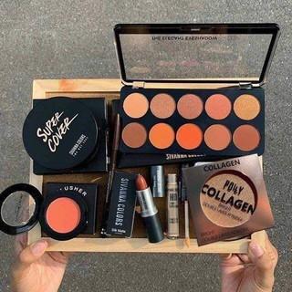 Combo 3 Bộ trang điểm [Chính hãng] Sivanna Color gồm 07 món makeup siêu xinh.Tặng kèm 1 túi đựng mỹ phẩm. thumbnail
