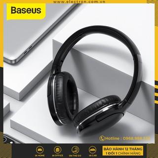 Tai nghe chụp tai không dây cao cấp Baseus Encok Wireless headphone D02 Pro thumbnail