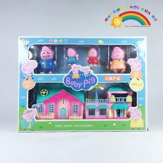 Mua Đồ Chơi Nhà lợn Peppa Pig KC1509 [THÔNG MINH – SÁNG TẠO]