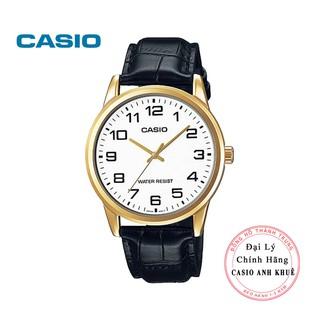 Đồng hồ nam Casio MTP-V001GL-7BUDF dây da