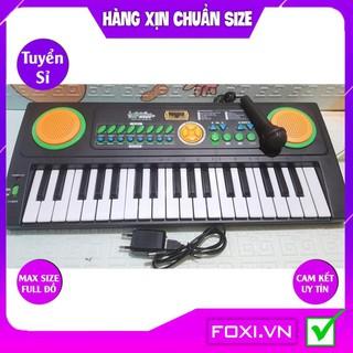 Đàn piano điện tử-như thật-Đồ chơi âm nhạc cho bé-phát triển các giác quan-phản xạ nhanh-thông minh-Đồ chơi phát nhạc thumbnail