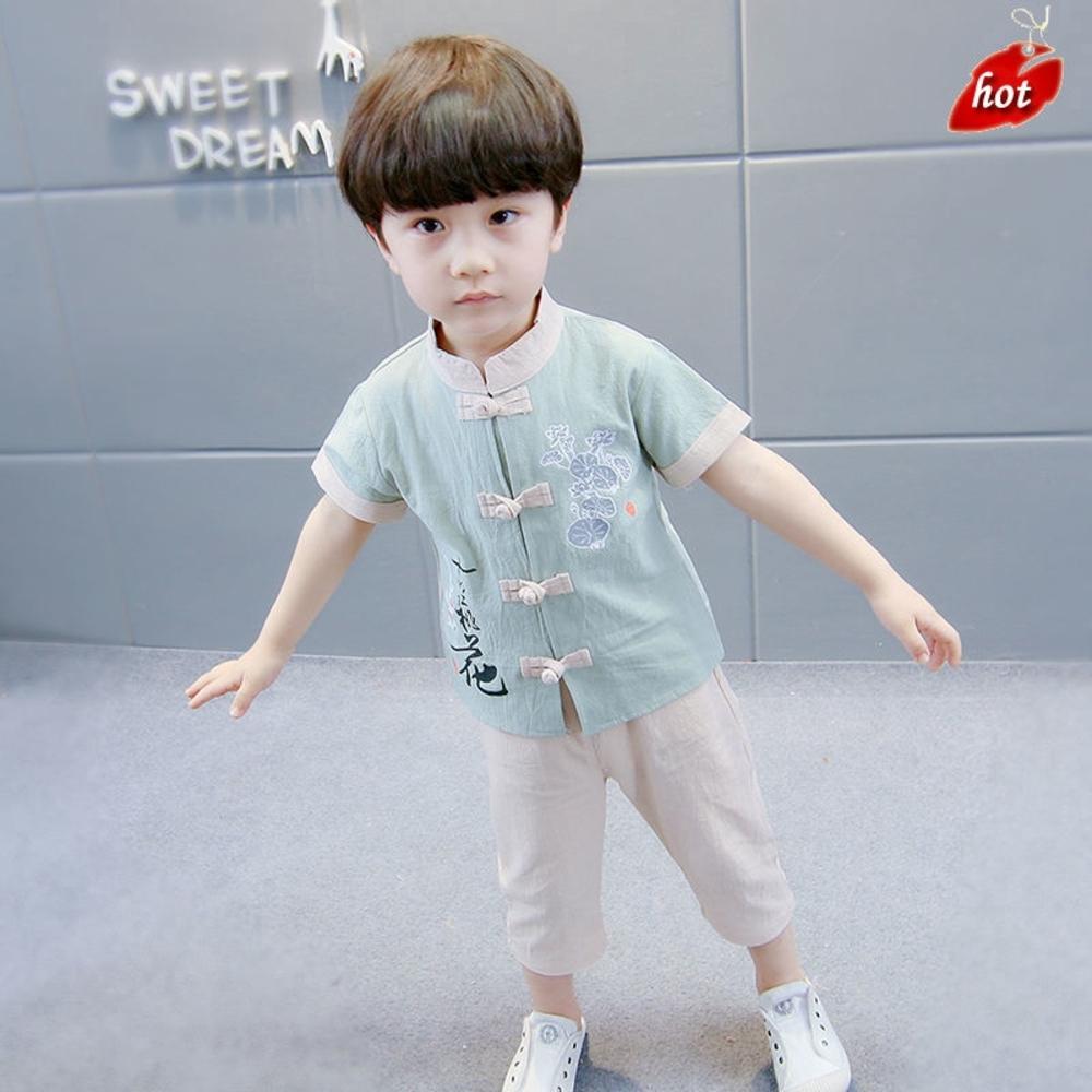 set áo thun 3 lỗ & quần short cho bé trai từ 1-3 tuổi - 21803000 , 2750228517 , 322_2750228517 , 455900 , set-ao-thun-3-lo-quan-short-cho-be-trai-tu-1-3-tuoi-322_2750228517 , shopee.vn , set áo thun 3 lỗ & quần short cho bé trai từ 1-3 tuổi