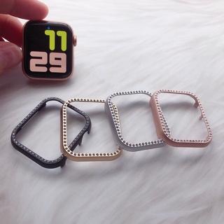 Ốp điện thoại bảo vệ đồng hồ Apple Watch 38mm 42mm 40mm 44mm Series 6 SE 5 4 3 2 1