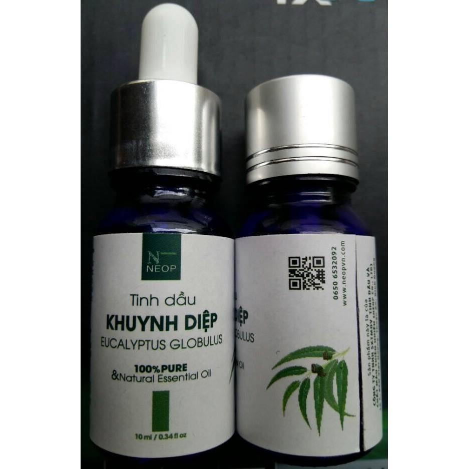 Tinh Dầu Khuynh Diệp NEOP - Eucalyptus Globulus Essential Oil 10ml