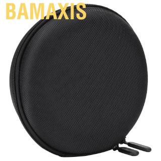 Bamaxis Nylon Storage Carrying Bag Case for Sony NW-WS623 Bluetooth Headset Bone Conduction Earphone
