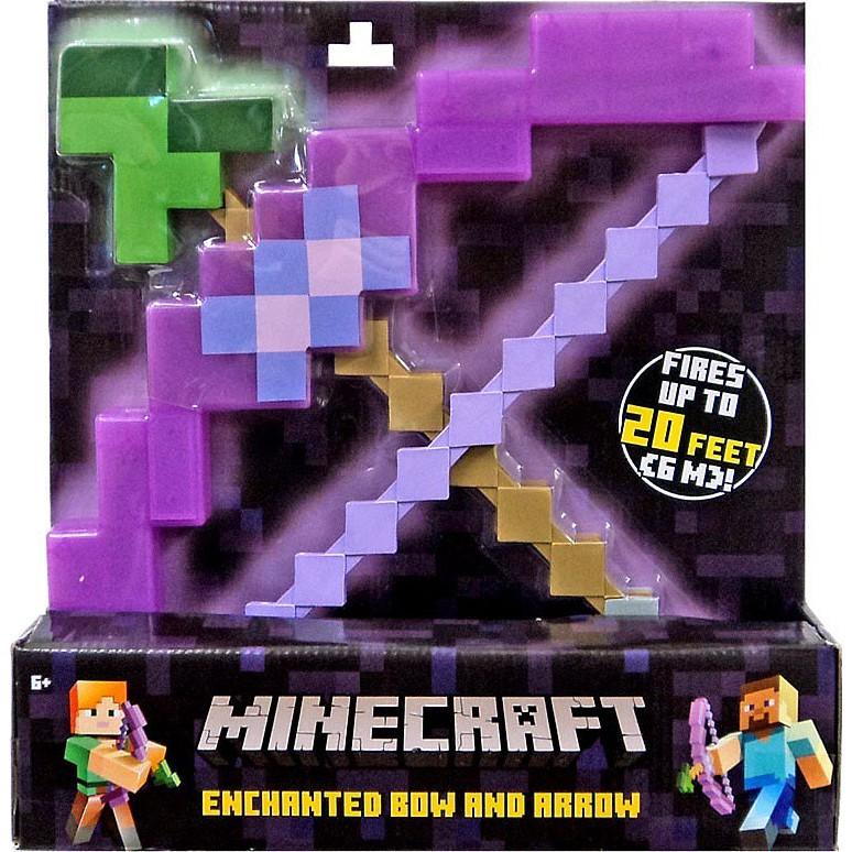 Cung tên phù phép Minecraft