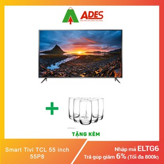 Smart Tivi TCL 55 inch 55P8