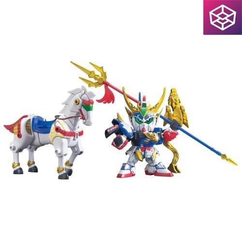 Mô Hình Lắp Ráp SD Tam Quốc 948C Shin Chouun Gundam - 2972714 , 529674554 , 322_529674554 , 309000 , Mo-Hinh-Lap-Rap-SD-Tam-Quoc-948C-Shin-Chouun-Gundam-322_529674554 , shopee.vn , Mô Hình Lắp Ráp SD Tam Quốc 948C Shin Chouun Gundam