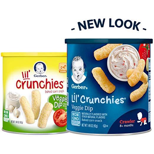 Bánh ăn dặm Gerber lùn vị Veggie Dip cho bé từ 8 tháng tuổi (mẫu mới) - 21553344 , 1333618380 , 322_1333618380 , 70000 , Banh-an-dam-Gerber-lun-vi-Veggie-Dip-cho-be-tu-8-thang-tuoi-mau-moi-322_1333618380 , shopee.vn , Bánh ăn dặm Gerber lùn vị Veggie Dip cho bé từ 8 tháng tuổi (mẫu mới)
