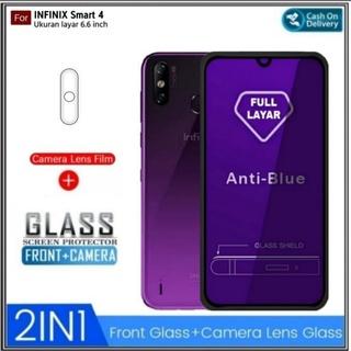 Kính cường lực chống ánh sáng xanh cho máy ảnh Infinix Smart 4 thumbnail